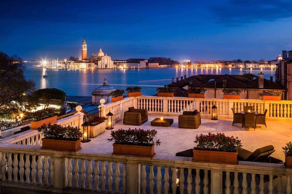 Venise Hotel Luna Baglioni Quartier San Marco