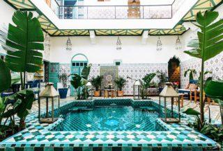 Les plus beaux riads à Marrakech