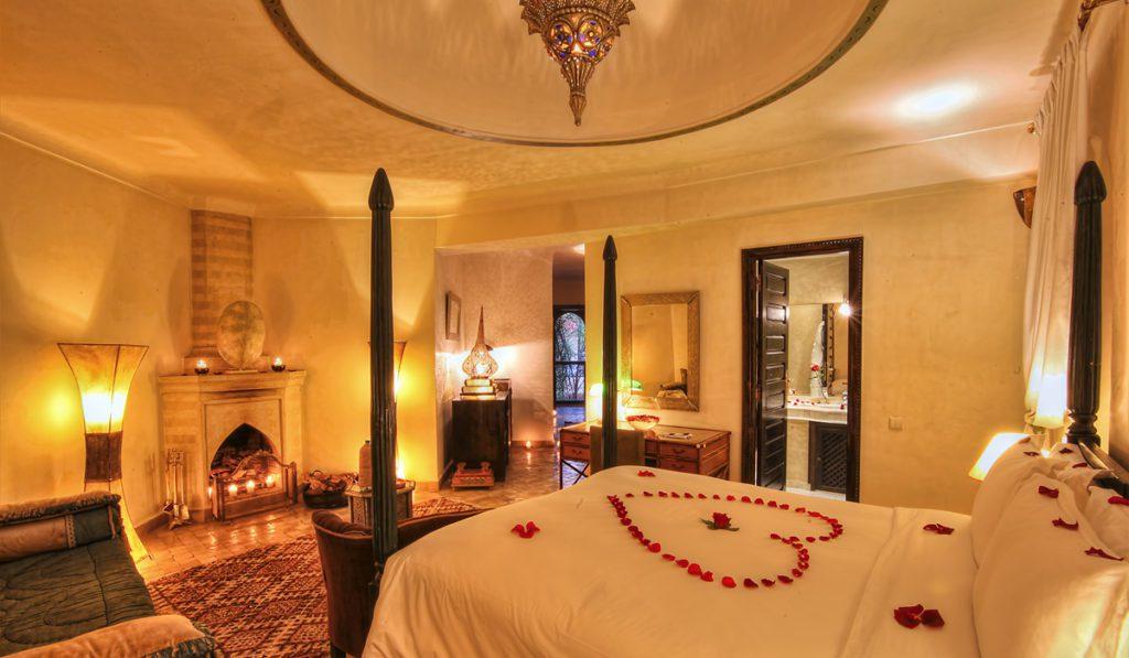 Riads à Marrakech - Riad Dar Anika Chambre