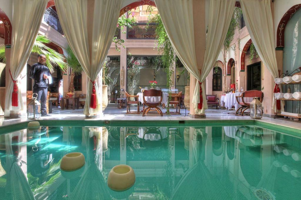 Riads à Marrakech - Riad Dar Anika Piscine