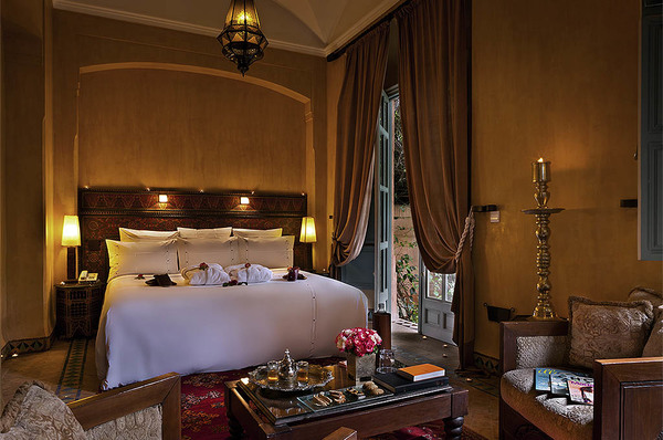 Riads à Marrakech - Riad Dar Rhizlane Chambre