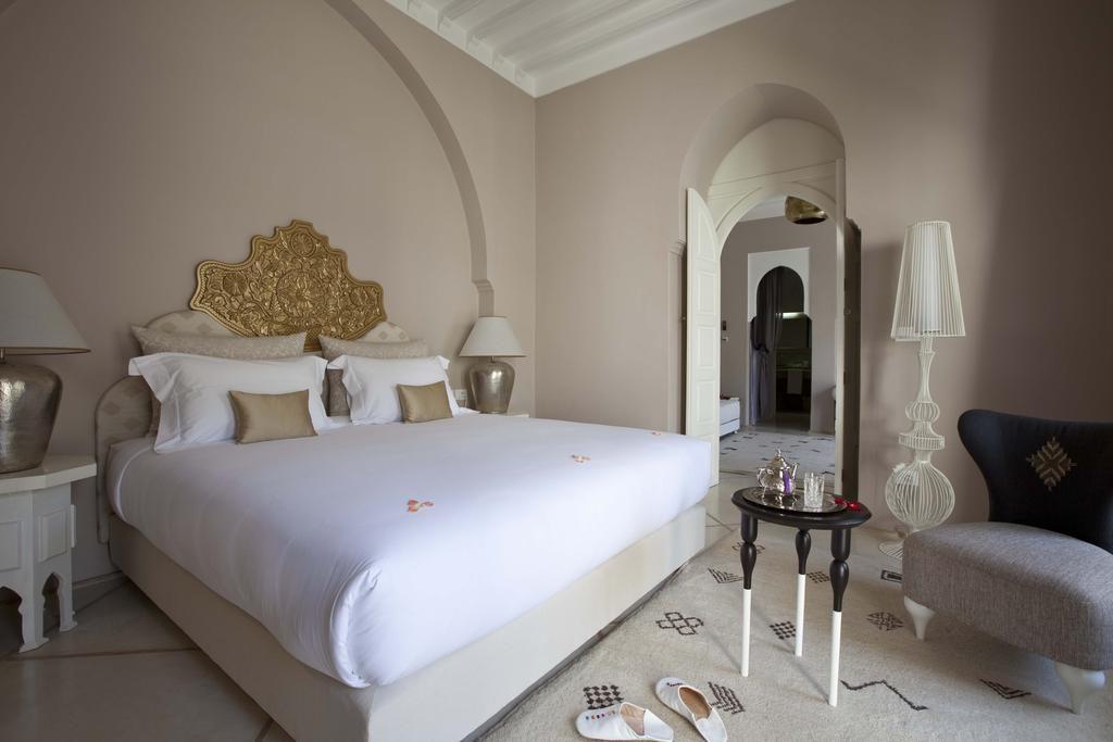 Riads à Marrakech - Riad Nashira & spa Chambre