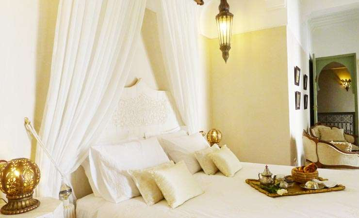 Riads à Marrakech - Riad Palacio de las Especias Chambre