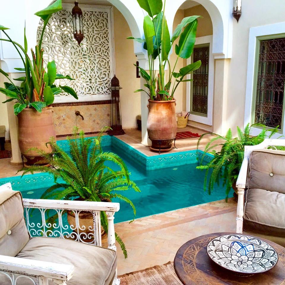 Riads à Marrakech - Riad Palacio de las Especias