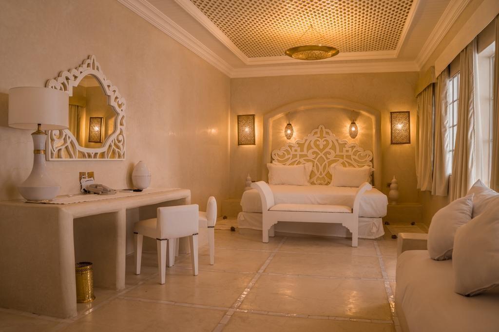 Riads à Marrakech - Riad Palais Blanc Chambre