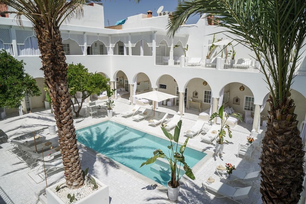 Riads à Marrakech - Riad Palais Blanc