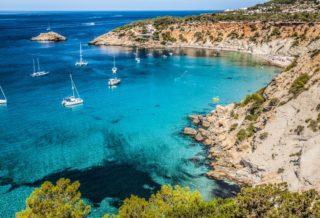 Un week end à Ibiza