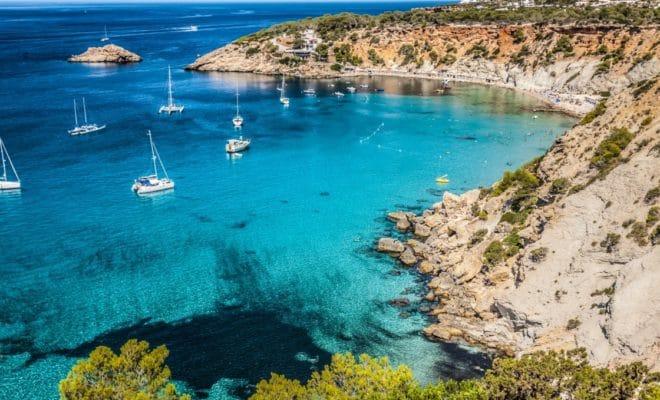 Week end à Ibiza