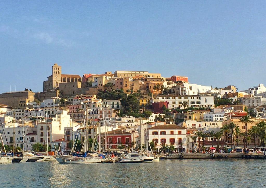 Vieille Ville Ibiza