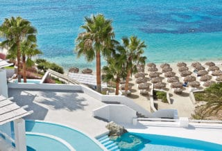 Hotel Blu Mykonos Grece