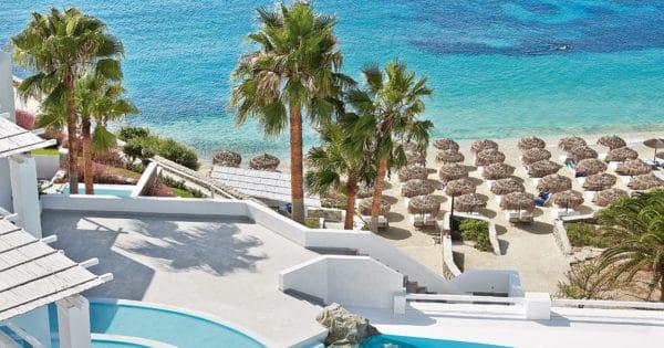 Hotel Blu Mykonos Grece