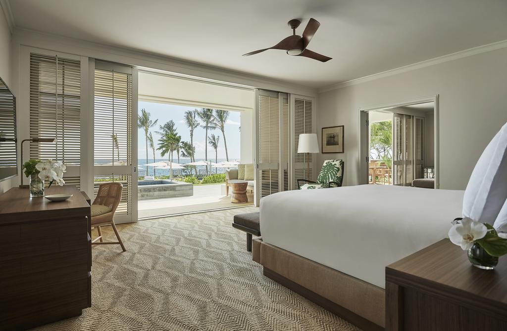 Les 5 meilleurs hôtels d'Oahu à Hawaii - Hôtel Four Season Resort Oahu- Chambre