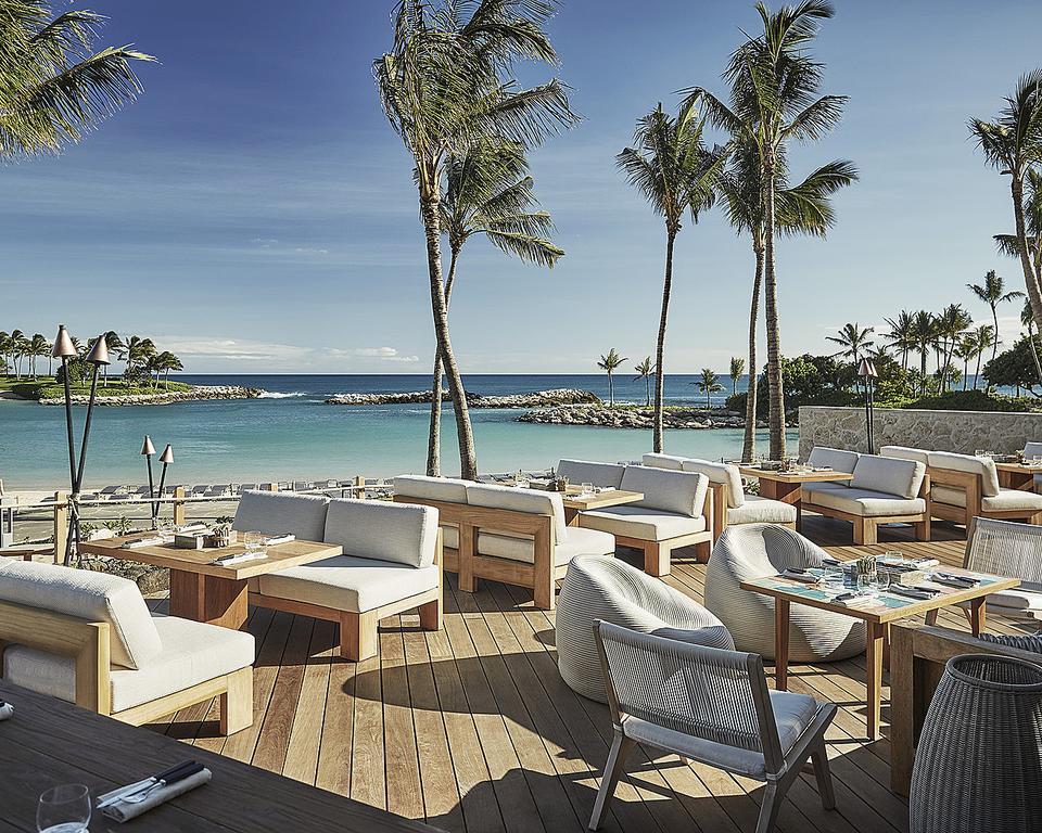 Les 5 meilleurs hôtels d'Oahu à Hawaii - Hôtel Four Season Resort Oahu- Plage