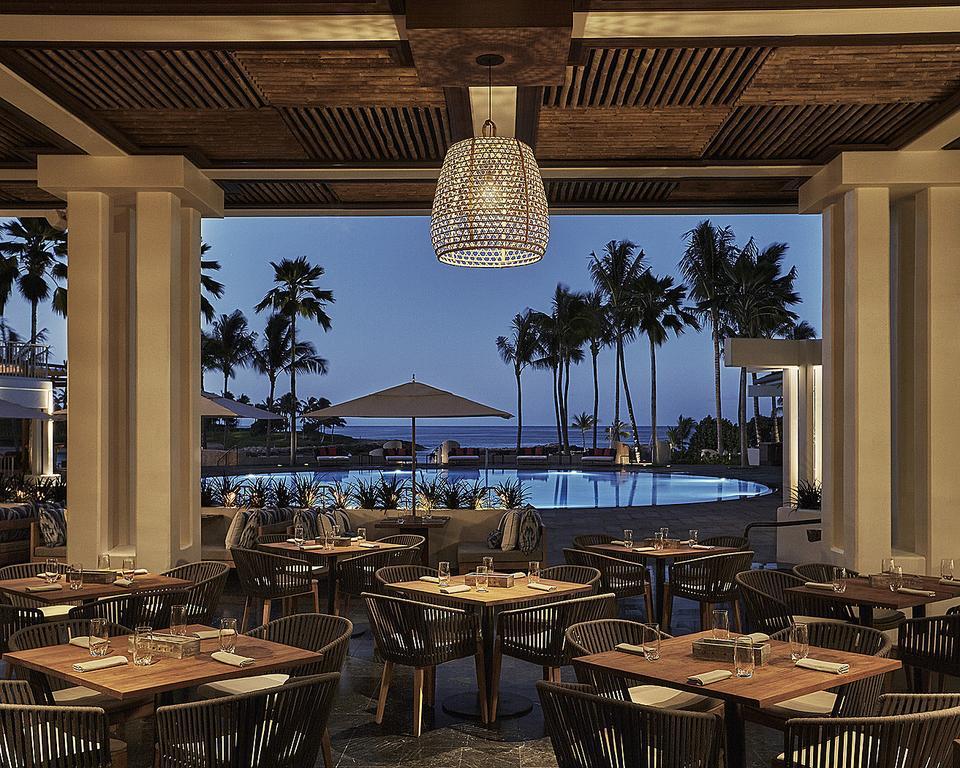 Les 5 meilleurs hôtels d'Oahu à Hawaii - Hôtel Four Season Resort Oahu- Restaurant