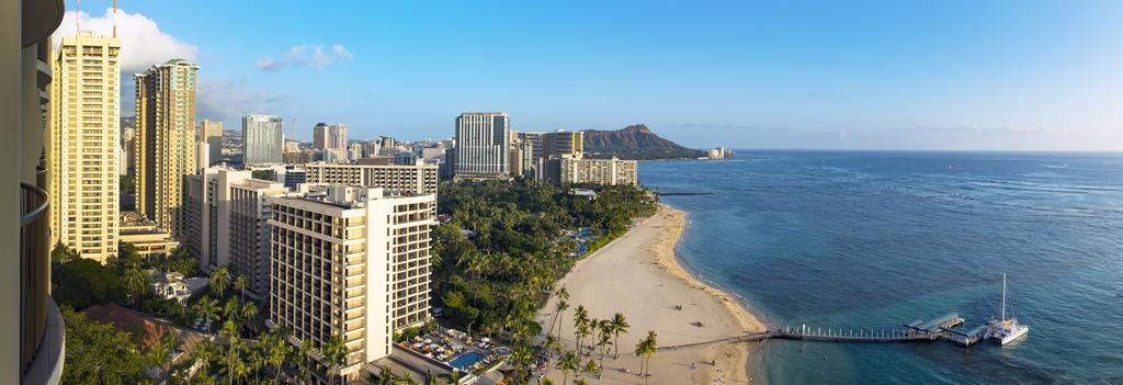 les 5 plus beaux hôtels d'Oahu à Hawaii - Hôtel Grand Wakikian By Hilton