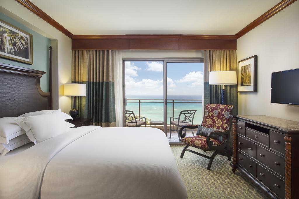 Les 5 meilleurs hôtels d'Oahu à Hawaii - Hôtel Grand Waikikian by Hilton Grand Vacations Club - Chambre