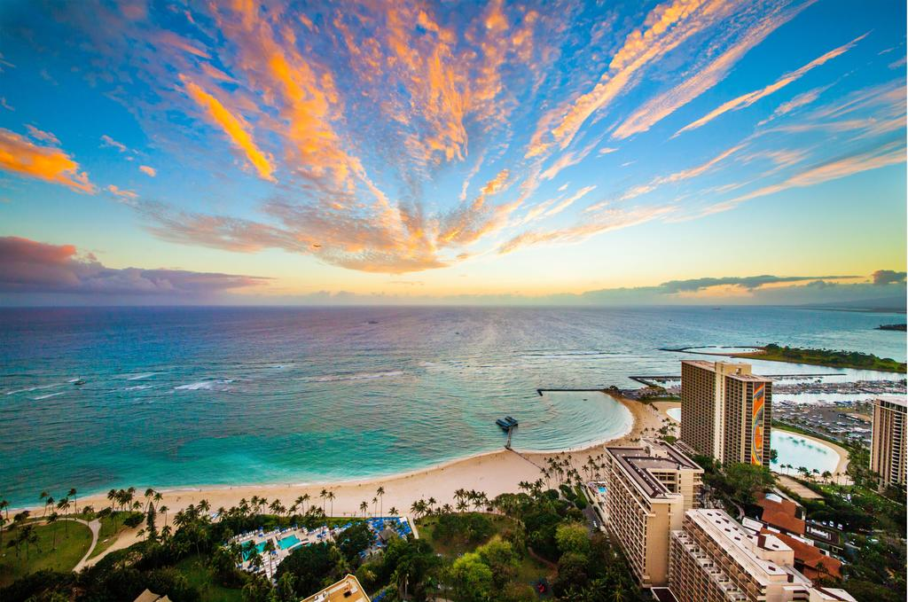 Les 5 meilleurs hôtels d'Oahu à Hawaii - Hôtel Grand Waikikian by Hilton Grand Vacations Club - Hotel