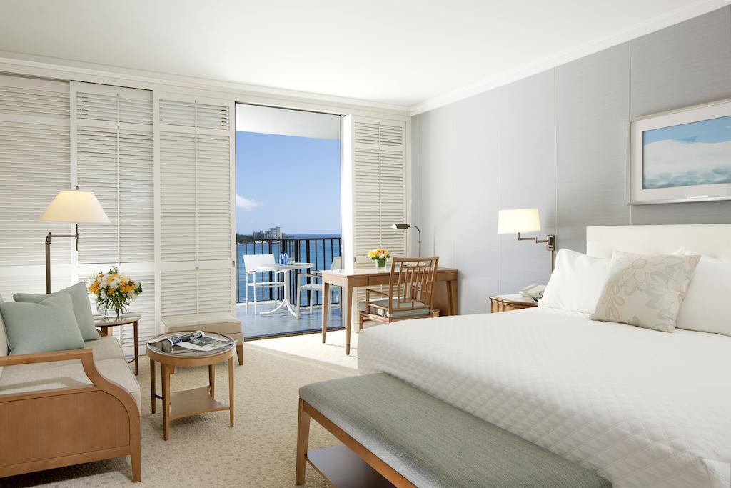 Les 5 plus beaux hôtels d'Oahu à Hawaii - Hôtel Halekulani - Chambre
