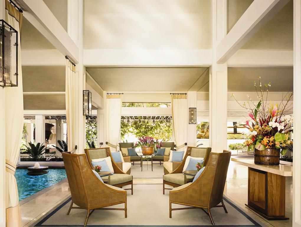 Les 5 plus beaux hôtels d'Oahu à Hawaii - Hôtel Halekulani - Hall