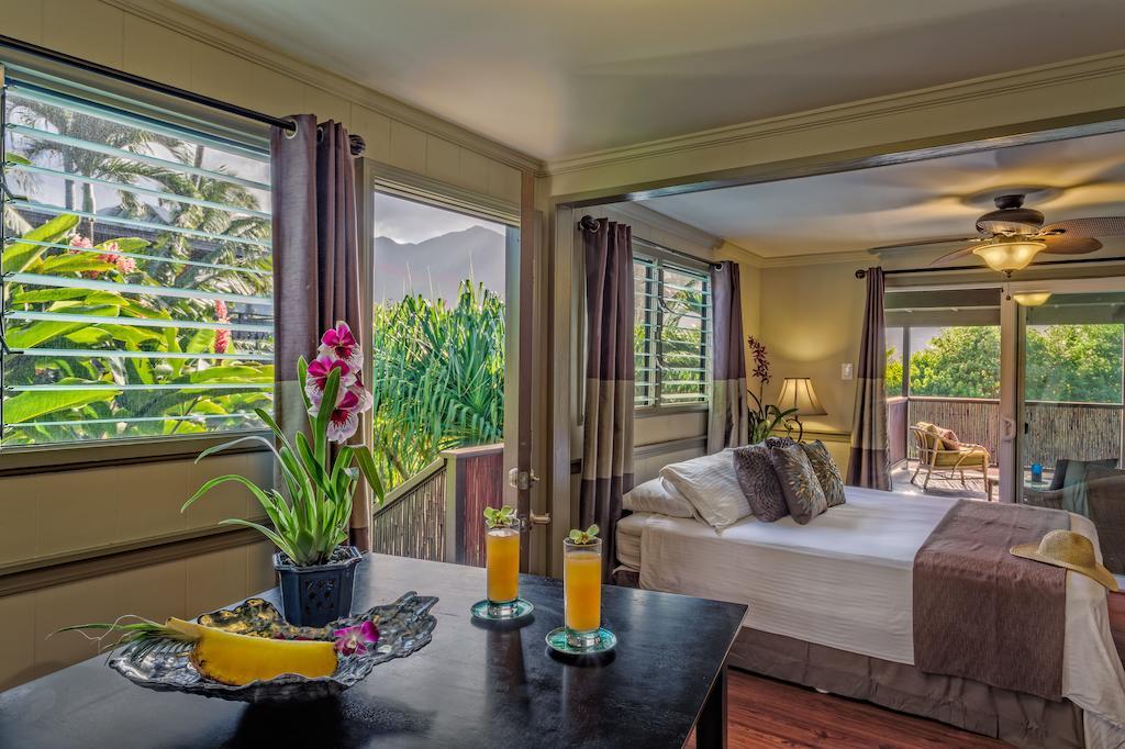 les 5 plus beaux hôtels d'Oahu à Hawaii - Hôtel Paradise Bay Resort - Chambre