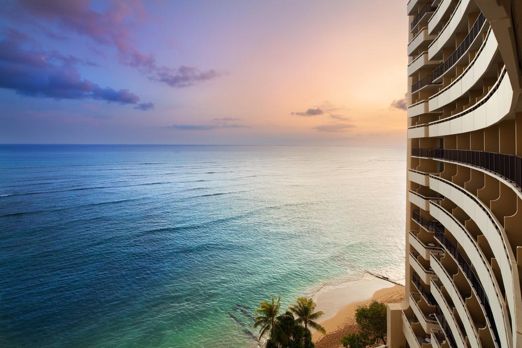 Les 5 plus beaux hôtels d'Oahu à Hawaii - Hôtel Sheraton Waikiki - Hotel