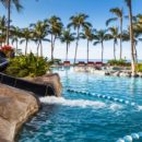 Les 5 plus beaux hôtels d'Oahu à Hawaii - Hôtel Sheraton Waikiki - Piscine Toboggan