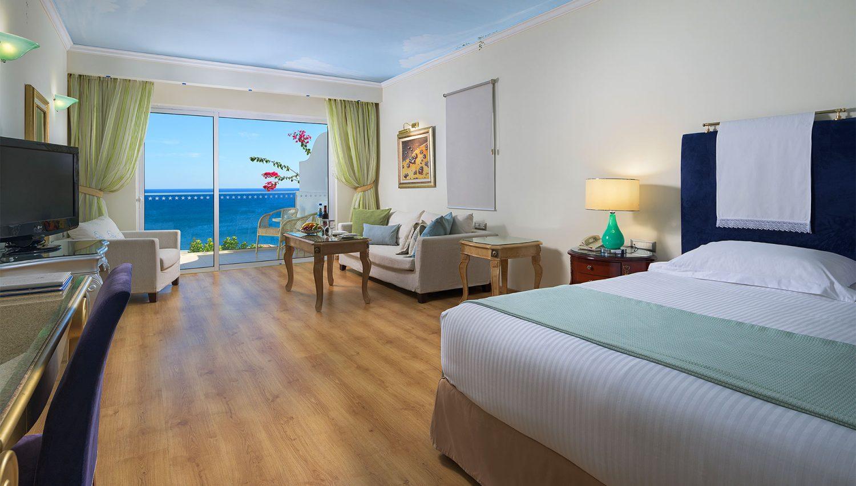les 10 plus beaux hôtels de Grèce - Atrium Prestige Thalasso Spa Resort - Chambres