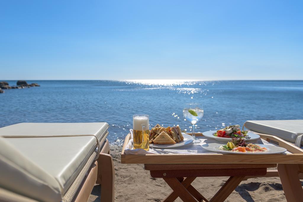 les 10 plus beaux hôtels de Grèce - Atrium Prestige Thalasso Spa Resort - Plage