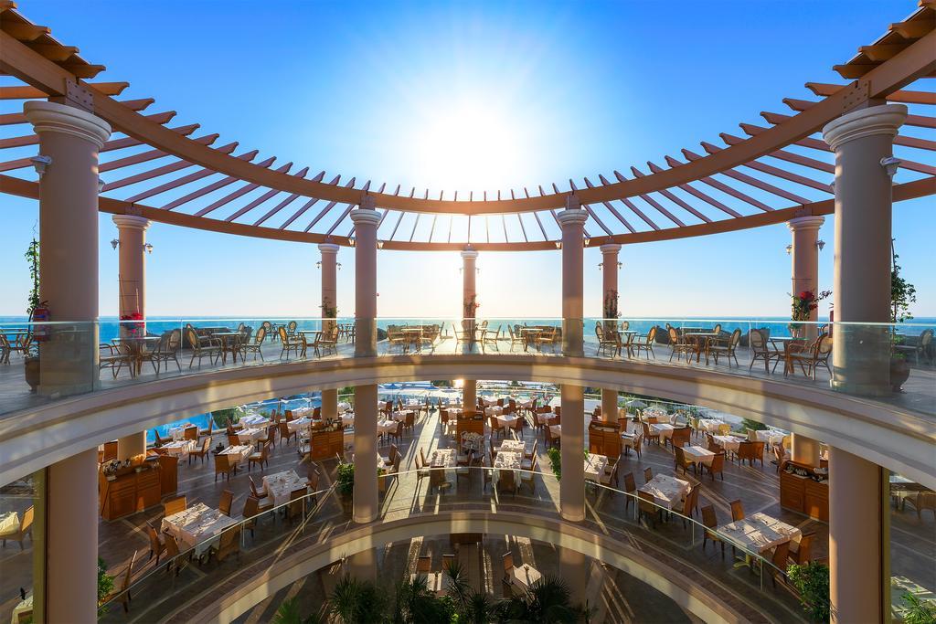 les 10 plus beaux hôtels de Grèce - Atrium Prestige Thalasso Spa Resort - Restaurant