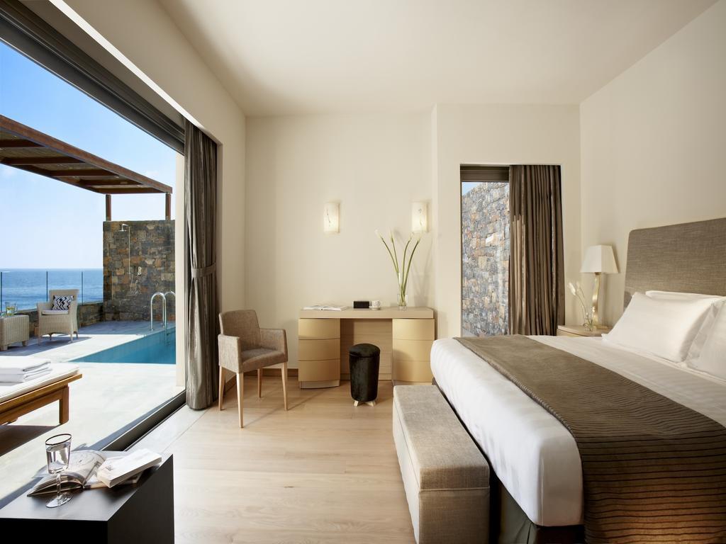 les 10 plus beaux hôtels de Grèce - Hôtel Daios Cove Luxury Resort and Villas Crete - chambre