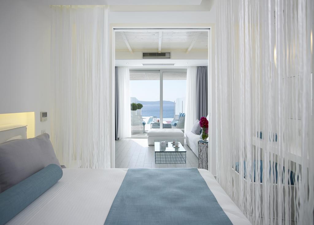 les 10 plus beaux hôtels de Grèce - Hôtel Proteas Blu Resort Samos - Chambre