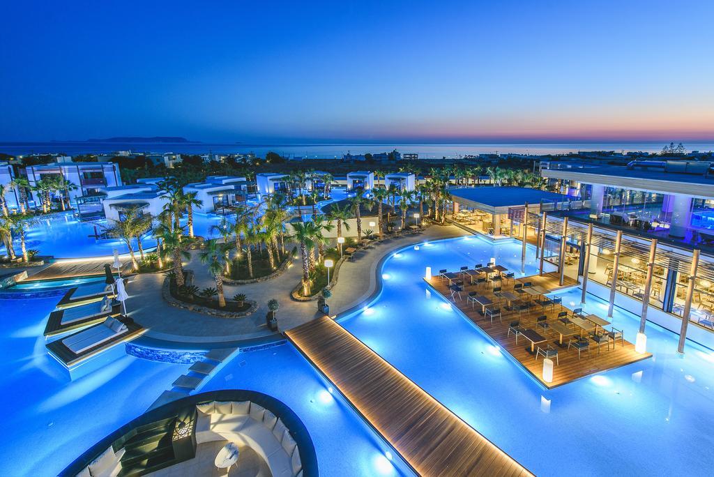 les 10 plus beaux hôtels de Grèce - Stella Island Luxury Resort en Crête - Piscine lagon
