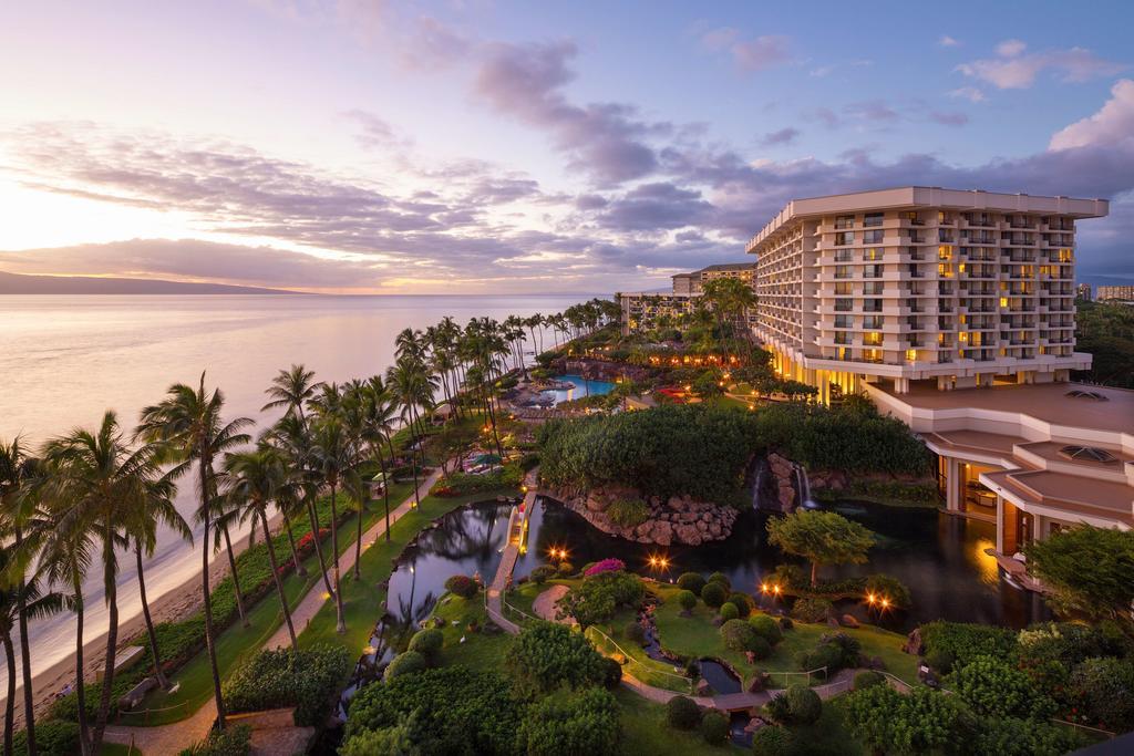 Les 5 plus beaux hôtels de Maui Hawaii - Hôtel Hyatt Regency Maui Resort & Spa - Complexe
