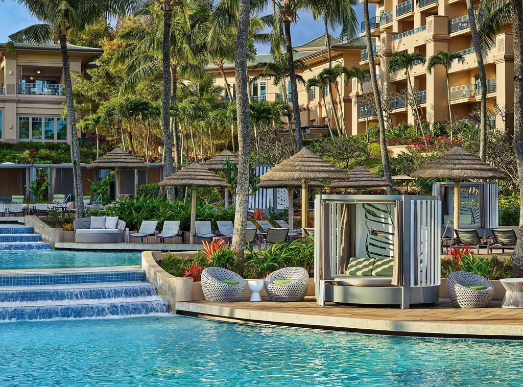 Les 5 plus beaux hôtels de Maui Hawaii - Hôtel The Ritz Carlton Kapalua Extérieur 2