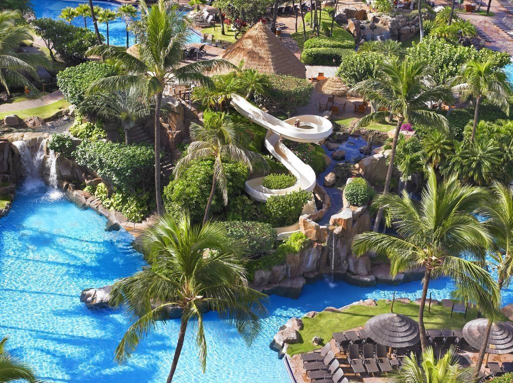 Les 5 plus beaux hôtels de Maui à Hawaii