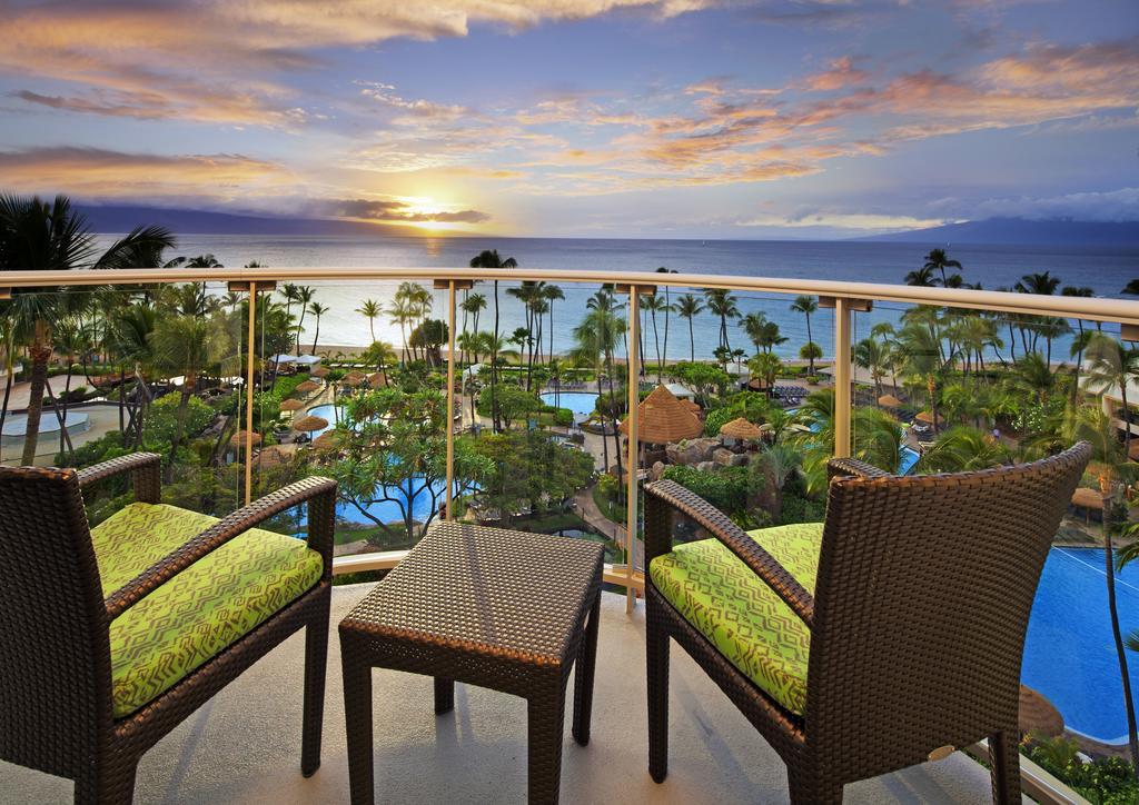 Les 5 plus beaux hôtels de Maui Hawaii - Hôtel The Westin Maui Resort Vue de la chambre