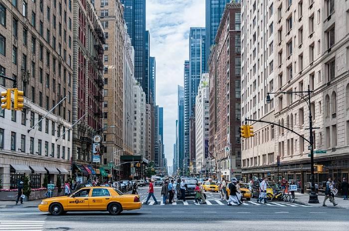 Se repérer à New-York / Manhattan