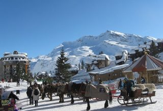 Top 3 des stations de ski sans voitures