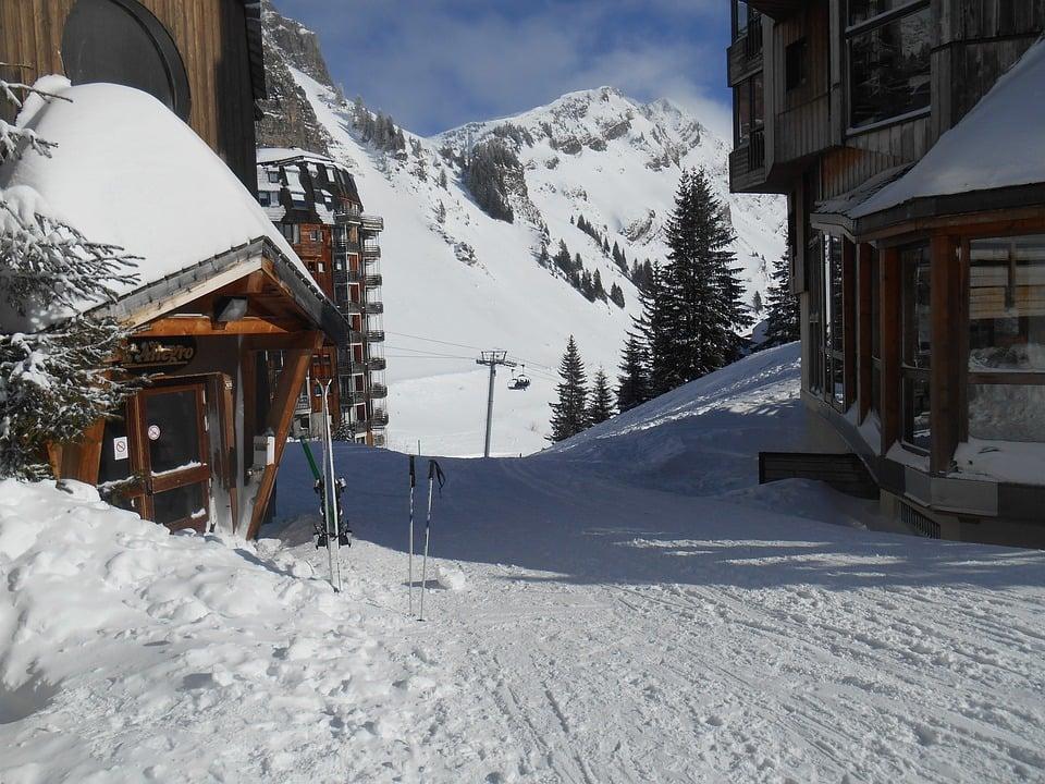 Station Ski sans voiture