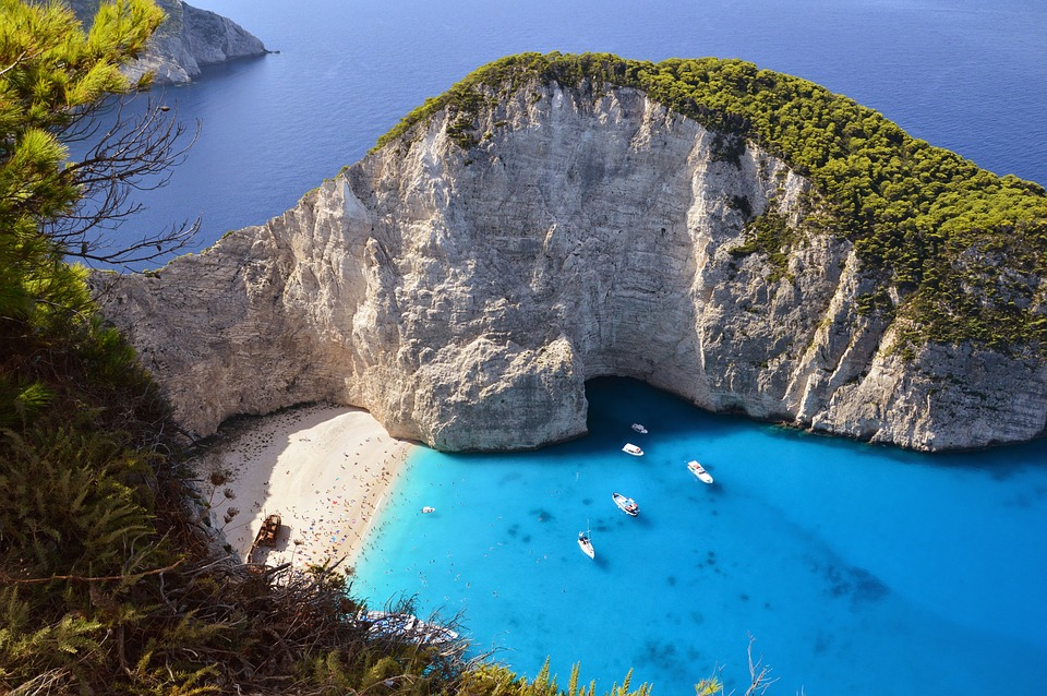 pourquoi partir en grece en 2020