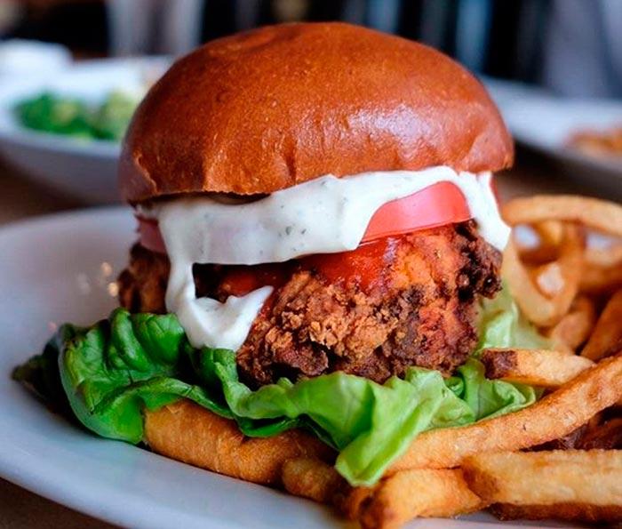 Five Napkin Burger NYC