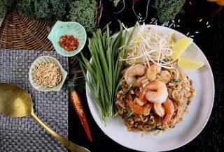 Quoi manger en Thaïlande pad-thai