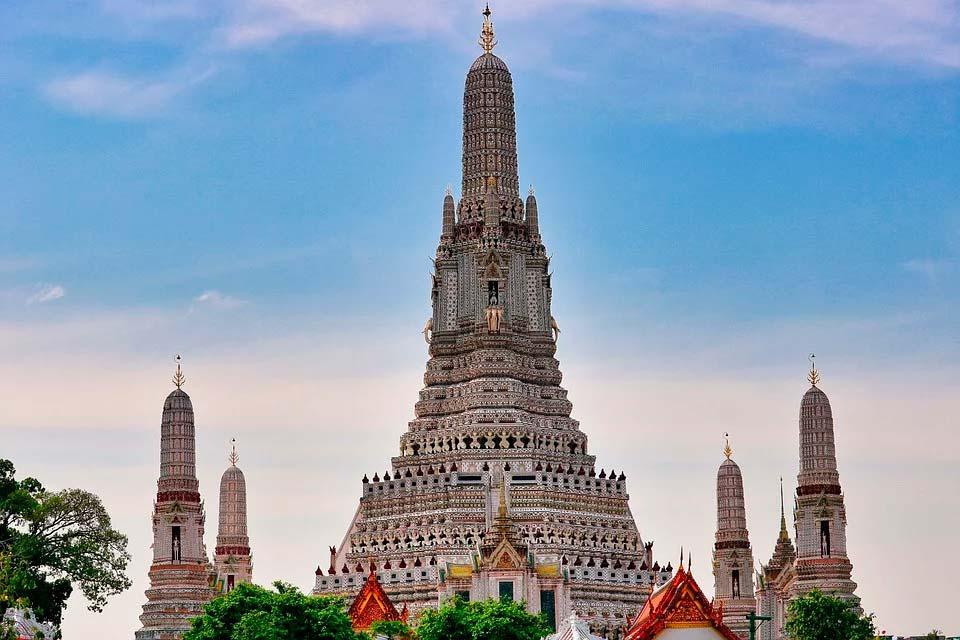 Que faire à Bangkok en 3 jours ? Visitez le Temple Wat Arun Bangkok