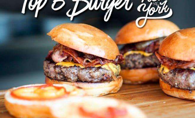 Top 5 Burger New-York City