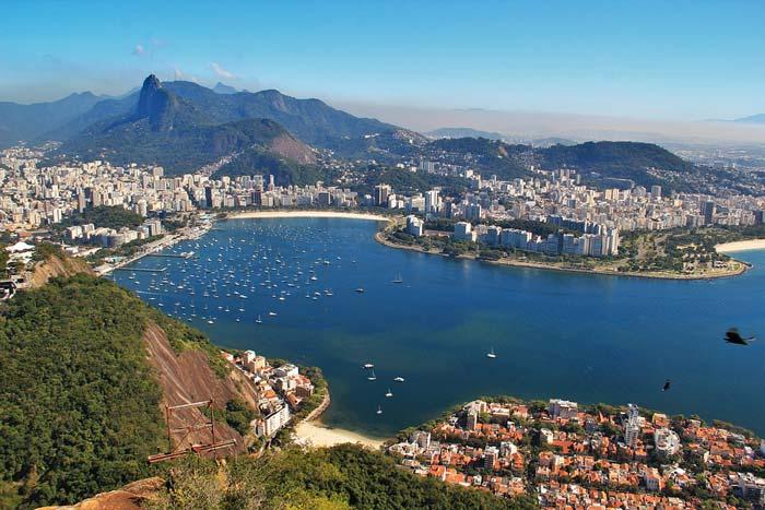 richesses florales et fauniques du Brésil