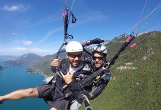 Que faire en vacances au lac d'Annecy ?