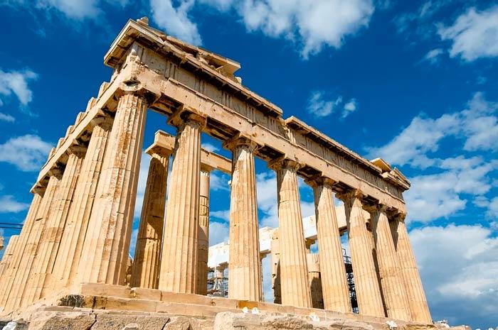 Parthénon, un site incontournable à visiter à Athène