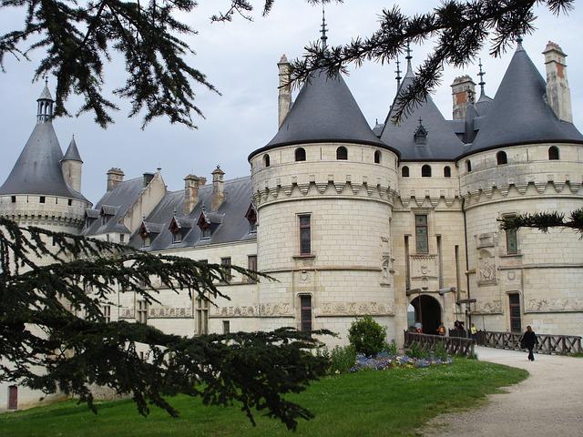 Château à Chaumont-sur-Loire