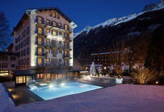 Top 5 des plus beaux hôtels à Chamonix