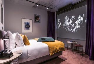 Hotel Paradiso à Paris : le tout premier Cinéma-Hôtel par MK2